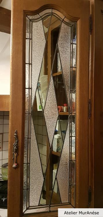 Groult Isingrini Vitrail Restauration vitraux Créations cuisine Muranése