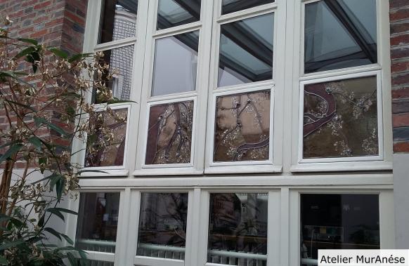 Groult Isingrini vitraux créations