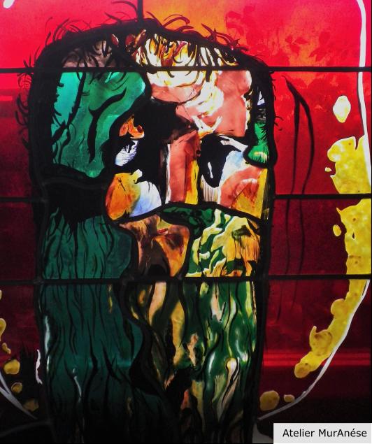 Groult Isingrini vitraux créations vitrail